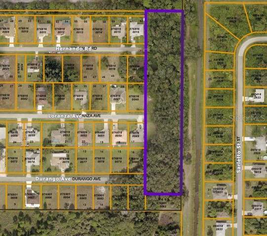 Loranza Avenue, North Port, FL 34287 (MLS #N6115098) :: CGY Realty