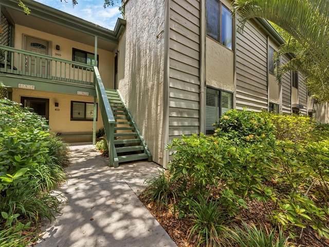 1601 Bayhouse Point Drive #206, Sarasota, FL 34231 (MLS #N6115415) :: EXIT King Realty