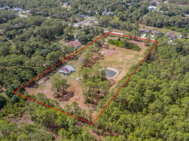 7890 Tropicaire Boulevard, North Port, FL 34291 (MLS #N6115809) :: Griffin Group
