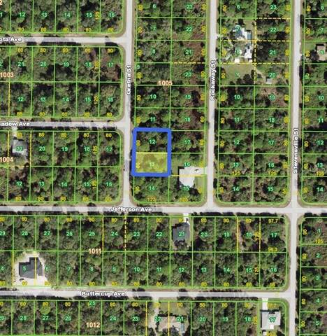 246 Gretna Street, Port Charlotte, FL 33954 (MLS #N6116274) :: Rabell Realty Group