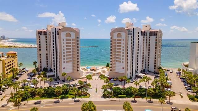450 S Gulfview Boulevard #407, Clearwater, FL 33767 (MLS #N6116691) :: Zarghami Group