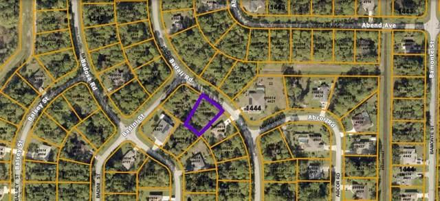 Lot 19 Badali Road, North Port, FL 34286 (MLS #N6116806) :: Team Bohannon