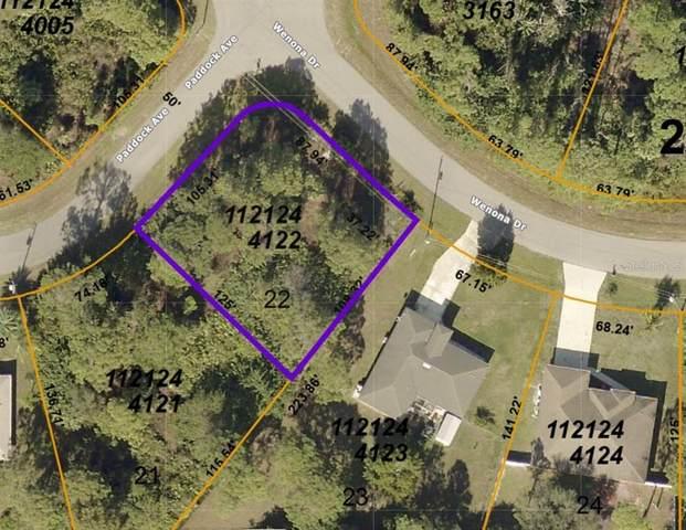 Wenona Drive, North Port, FL 34288 (MLS #N6117181) :: Team Turner