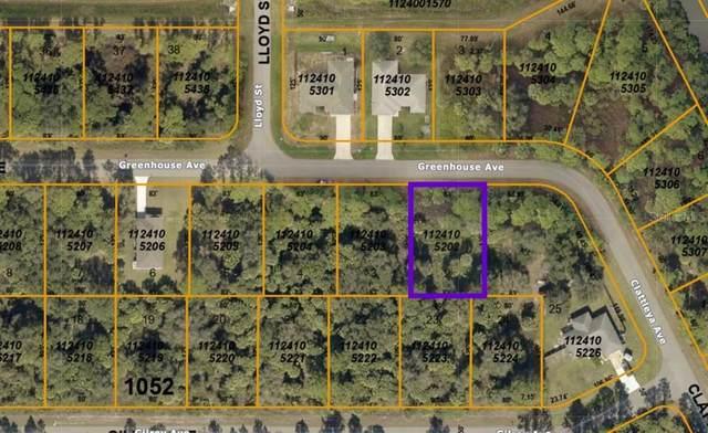 Greenhouse Avenue, North Port, FL 34288 (MLS #N6117227) :: Premium Properties Real Estate Services