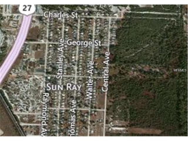 Central Avenue, Frostproof, FL 33843 (MLS #O5412629) :: Homepride Realty Services