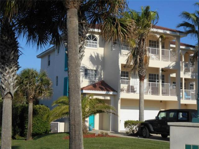 610 S Atlantic Avenue #1, New Smyrna Beach, FL 32169 (MLS #O5435952) :: Visionary Properties Inc