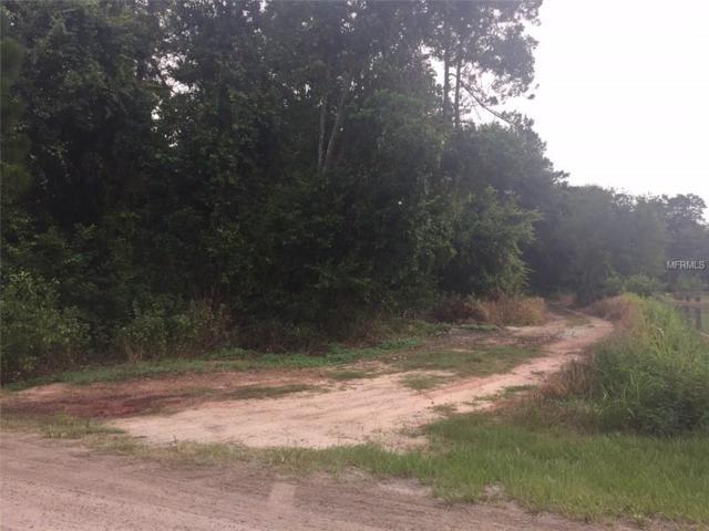 LOT 283 Pawnee Trail, Kissimmee, FL 34747 (MLS #O5450509) :: The Duncan Duo Team