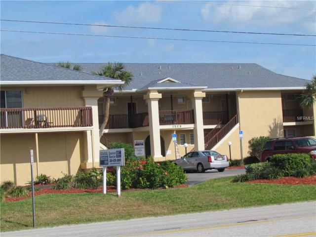 3509 S Atlantic Avenue #208, New Smyrna Beach, FL 32169 (MLS #O5450705) :: The Duncan Duo Team