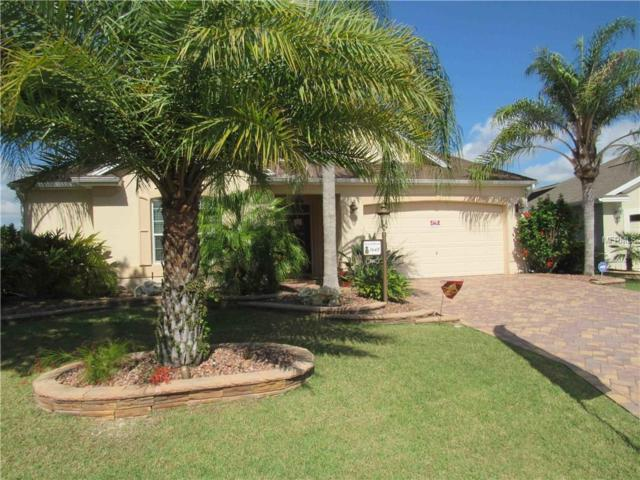 1648 Gumwood Drive, The Villages, FL 32162 (MLS #O5495900) :: Realty Executives in The Villages