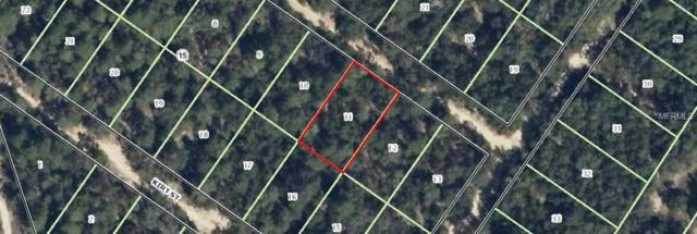 2413 Hugo Street, Inverness, FL 34452 (MLS #O5509427) :: Griffin Group