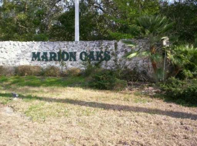 0 SW 143RD Street Lot 14, Ocala, FL 34473 (MLS #O5515282) :: Griffin Group
