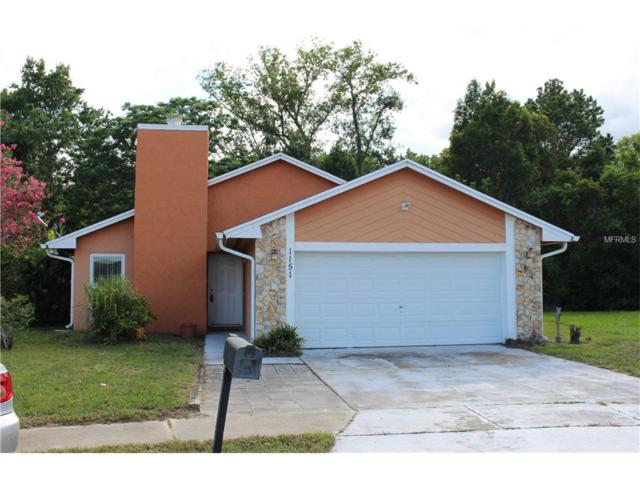 1151 Mapimi Court, Winter Springs, FL 32708 (MLS #O5519757) :: RE/MAX Innovation