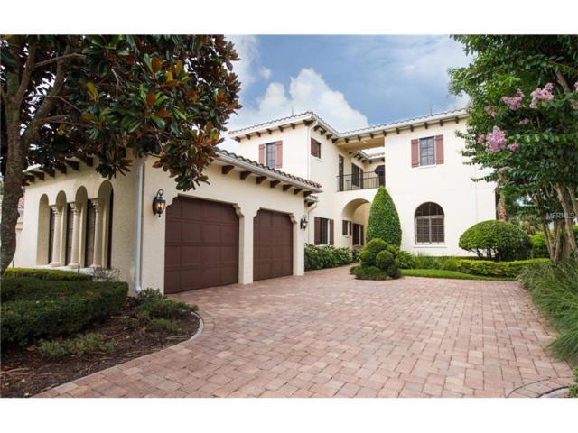 10272 Kensington Shore Dr, Orlando, FL 32827 (MLS #O5520547) :: Premium Properties Real Estate Services