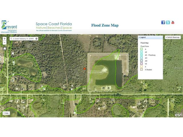 West Side Of Sanctuary Avenue, Grant Valkaria, FL 32949 (MLS #O5521519) :: The Duncan Duo Team