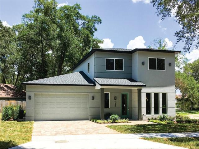 632 Gamewell Avenue, Maitland, FL 32751 (MLS #O5524569) :: Alicia Spears Realty