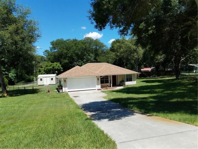 5735 Bible Camp Road, Groveland, FL 34736 (MLS #O5525487) :: RealTeam Realty