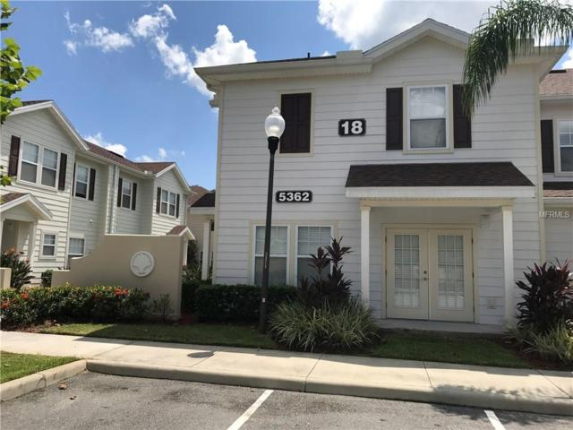 5362 Diplomat Ct 101, Kissimmee, FL 34746 (MLS #O5535195) :: Griffin Group