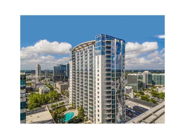 155 S Court Avenue #1604, Orlando, FL 32801 (MLS #O5535849) :: G World Properties