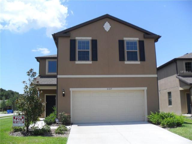 6327 Yellow Buckeye Drive, Riverview, FL 33578 (MLS #O5537073) :: The Duncan Duo & Associates
