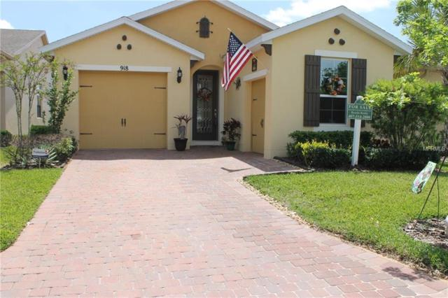 918 Shady Canyon Way, Poinciana, FL 34759 (MLS #O5539611) :: The Lockhart Team