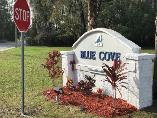 West Blue Cove Drive, Dunnellon, FL 34432 (MLS #O5548911) :: The Duncan Duo Team