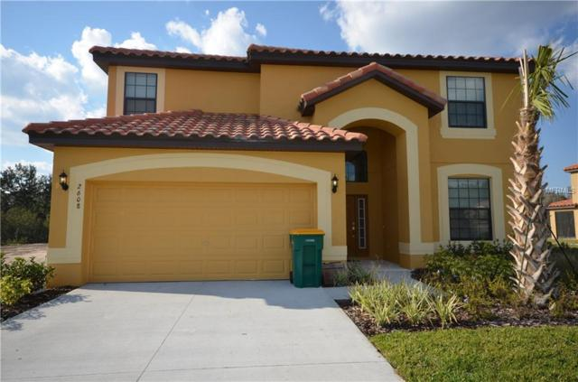 2608 Tranquility Way, Kissimmee, FL 34746 (MLS #O5552293) :: The Duncan Duo Team