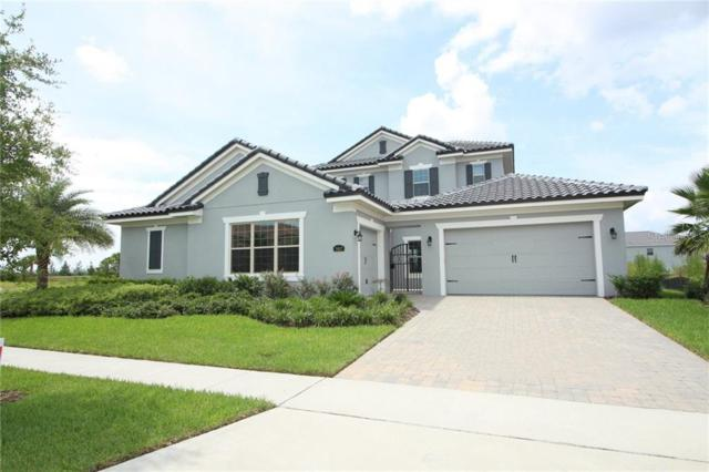 7637 Blue Quail Lane, Orlando, FL 32835 (MLS #O5561996) :: The Duncan Duo Team