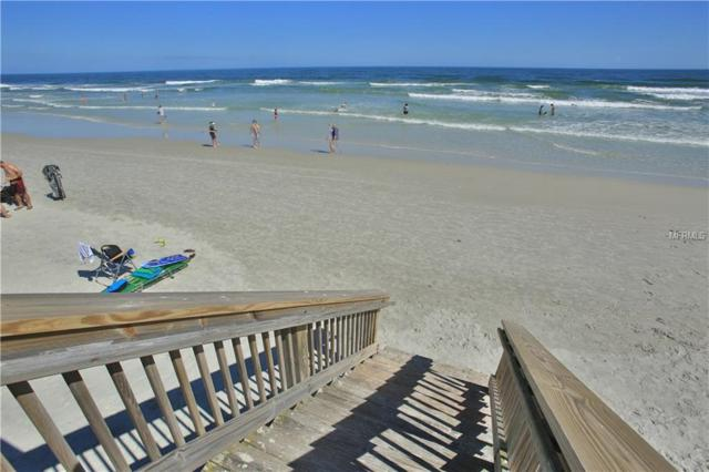 4203 S Atlantic Avenue C2, New Smyrna Beach, FL 32169 (MLS #O5565299) :: The Duncan Duo Team