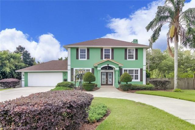 16010 Ridgewood Avenue, Montverde, FL 34756 (MLS #O5573731) :: The Duncan Duo Team