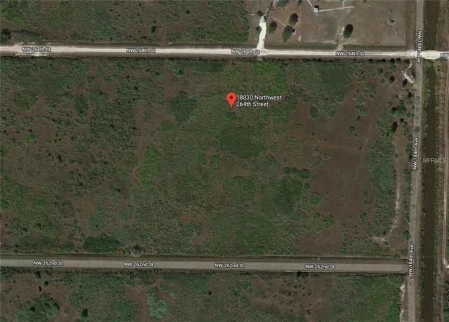 18830 NW 264TH Street, Okeechobee, FL 34972 (MLS #O5700551) :: The Duncan Duo Team