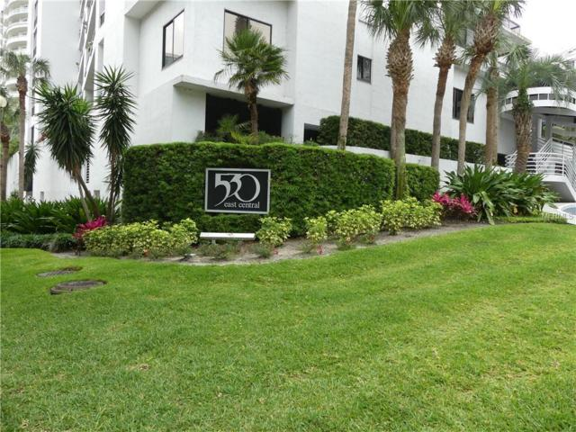 530 E Central Boulevard #203, Orlando, FL 32801 (MLS #O5700718) :: The Duncan Duo Team