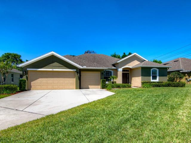 381 Skyview Place, Chuluota, FL 32766 (MLS #O5701489) :: Griffin Group