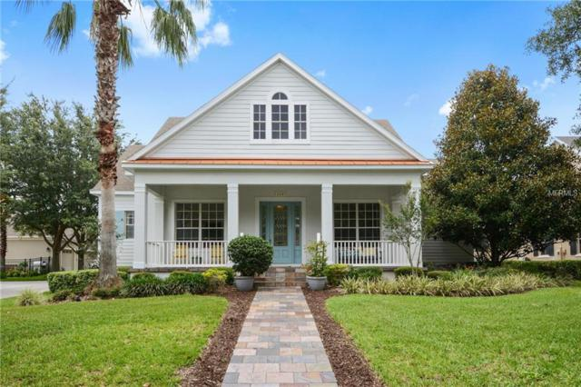 11527 Camden Park Drive, Windermere, FL 34786 (MLS #O5701801) :: Premium Properties Real Estate Services