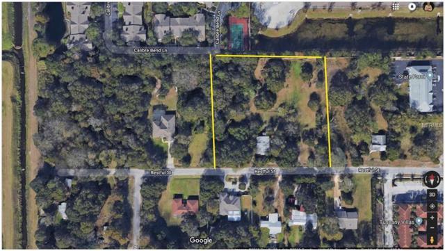7429 Restful Street, Winter Park, FL 32792 (MLS #O5703273) :: KELLER WILLIAMS CLASSIC VI