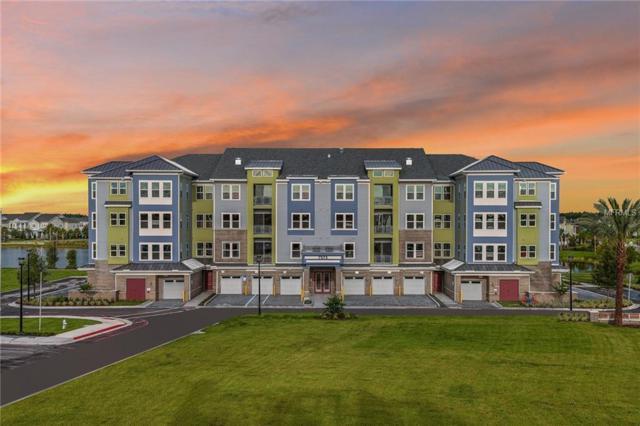 7573 Laureate Boulevard #1106, Orlando, FL 32827 (MLS #O5703374) :: Team Bohannon Keller Williams, Tampa Properties