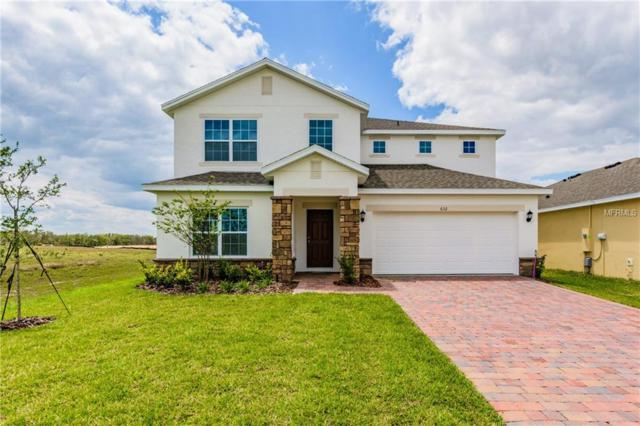 632 Sardinia Circle, Davenport, FL 33837 (MLS #O5703791) :: The Duncan Duo Team