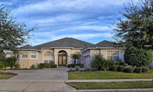7107 Lake Carlisle Boulevard, Orlando, FL 32829 (MLS #O5706740) :: The Duncan Duo Team