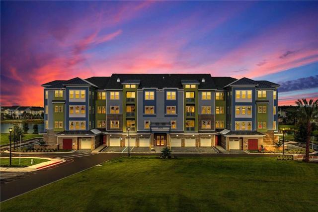 7573 Laureate Boulevard #1307, Orlando, FL 32827 (MLS #O5707807) :: Premium Properties Real Estate Services