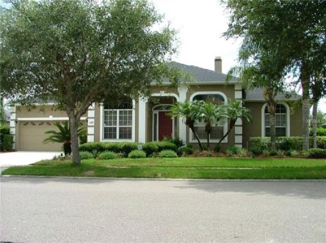 107 Fairway Pointe Circle, Orlando, FL 32828 (MLS #O5709765) :: The Light Team
