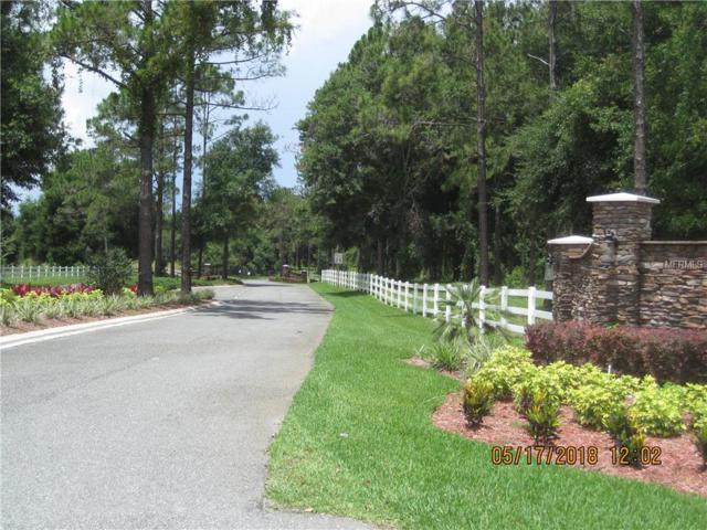 Bright Lake Circle Lot 31, Groveland, FL 34736 (MLS #O5709917) :: The Duncan Duo Team