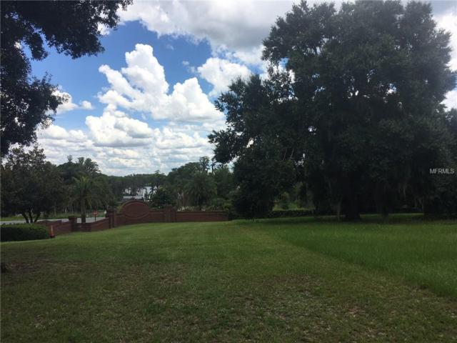 Lot 65 Osprey Pointe Boulevard, Clermont, FL 34711 (MLS #O5710111) :: The Duncan Duo Team