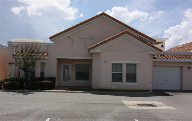911 David Walker Drive D-3, Tavares, FL 32778 (MLS #O5713678) :: The Duncan Duo Team