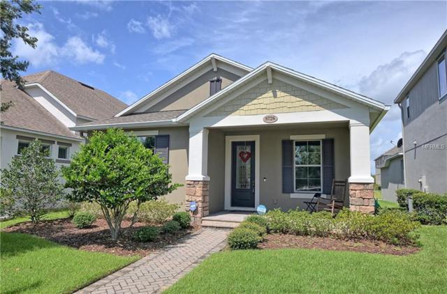 8726 Lovett Avenue, Orlando, FL 32832 (MLS #O5715271) :: The Light Team