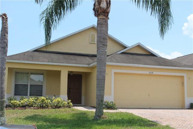 509 Knightsbridge Circle, Davenport, FL 33896 (MLS #O5715451) :: Gate Arty & the Group - Keller Williams Realty