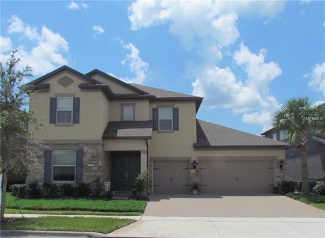 7237 Enchanted Lake Drive, Winter Garden, FL 34787 (MLS #O5719688) :: The Light Team