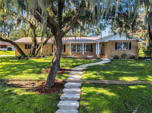919 S Lake Avenue, Groveland, FL 34736 (MLS #O5719768) :: Griffin Group
