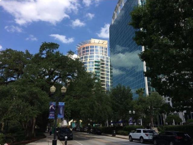 322 E Central Boulevard #1710, Orlando, FL 32801 (MLS #O5720048) :: G World Properties