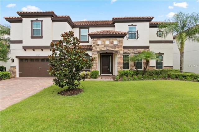 2347 Kelbrook Court, Oviedo, FL 32765 (MLS #O5723189) :: The Light Team