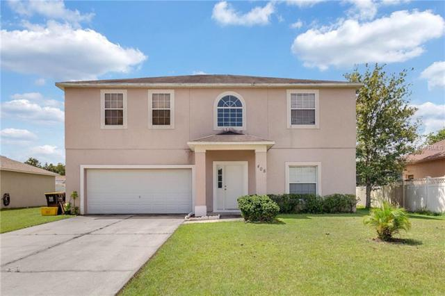 408 Bar Court, Poinciana, FL 34759 (MLS #O5725295) :: The Light Team