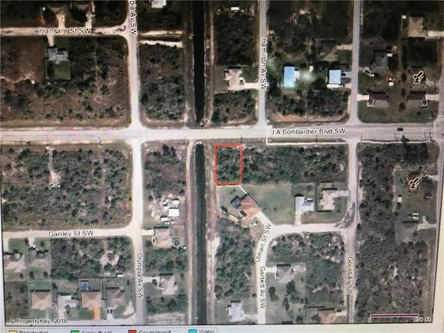 J A Bombardier Boulevard, Palm Bay, FL 32908 (MLS #O5728370) :: Team Borham at Keller Williams Realty